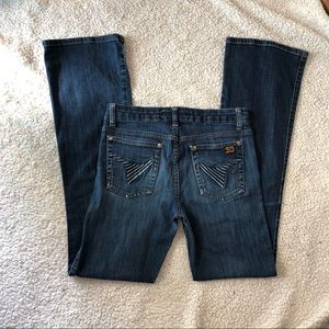 "Joe's Jeans Muse fit size 28"""